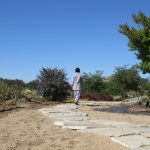 Meditation Walk; contemplation; reflective; outside of Sage Farm Retreat Center
